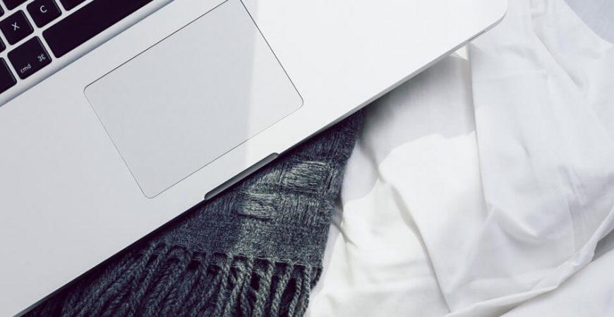 writer retreat laptop